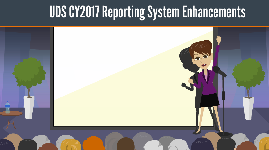 Image of UDS CY 2017 Reporting System Enhancements video